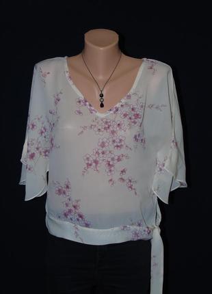 Шифоновая блузочка