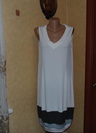 Платье -кокон  в груди от 49 до 60