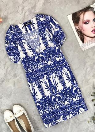 Модное платье прямого кроя с пикантным декольте  dr1927086  missguided