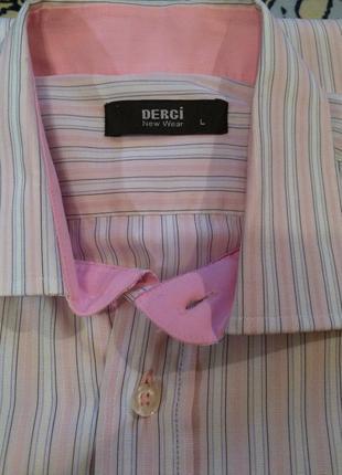 Рубашка с длинным рукавом dergi турция