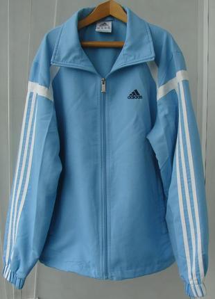 Куртка-вітрівка легка adidas. ріст - 158 см