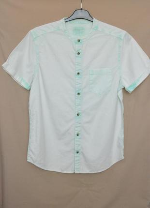 Рубашка мужская primark англия размер l