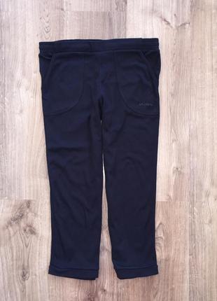 Трикотажные штаны (капри, бриджи)