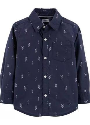 Сорочка, рубашка carter's