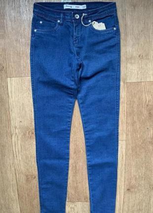 Sale / новые стильные джинсы ovs skinny италия / брюки mom