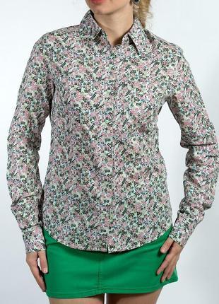 Цветочные хиты! рубашка terranova