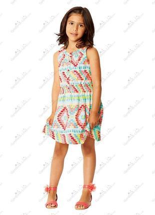 Летнее платье, хлопок, пляжное. high neck, высокая шея.