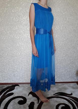 Шыкарное платье / нарядное платьеи/ платье на выпускной свадьбу /