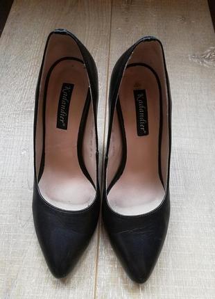 Туфлі шкіряні 35 р