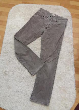 Вельветовы джинсы   34\34