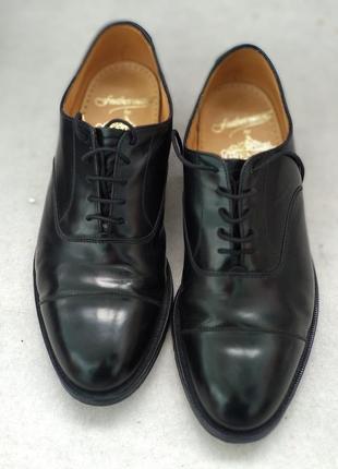 Оксфорды мужские туфли 41 размер1 фото