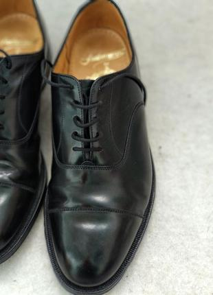 Оксфорды мужские туфли 41 размер2 фото