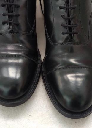 Оксфорды мужские туфли 41 размер3 фото