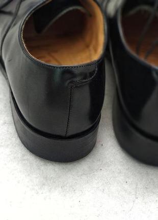 Оксфорды мужские туфли 41 размер4 фото