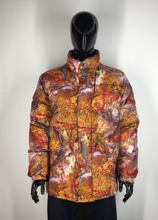 Редкий винтажный пуховик moncler vintage puffer real down jacket 80`s