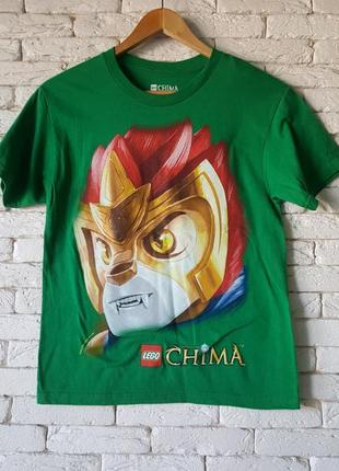 Extreme legeds of сhima футболка чима лего