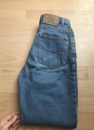 Вінтажні мом джинси