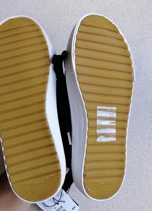 Хайтопы h&m ботинки тёплые7 фото