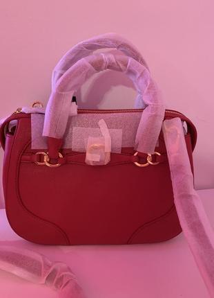 Кожаная сумка ralph lauren оригинал из сша5 фото