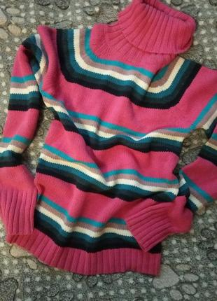 Terranova кофта свитер гольф2 фото