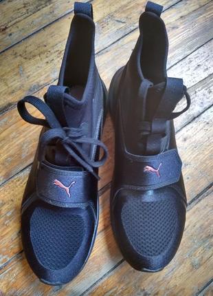 Кроссовки ботинки puma оригинал 39р