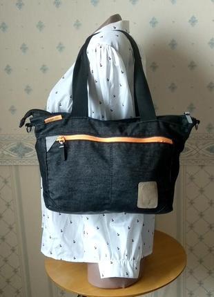 Женская сумка спортивного бренда  reebok