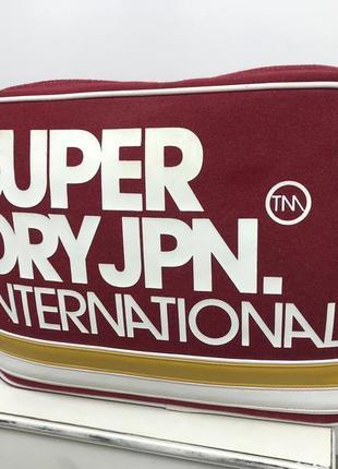 Отличная брендовая сумка superdry