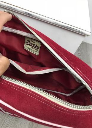 Отличная брендовая сумка superdry5 фото