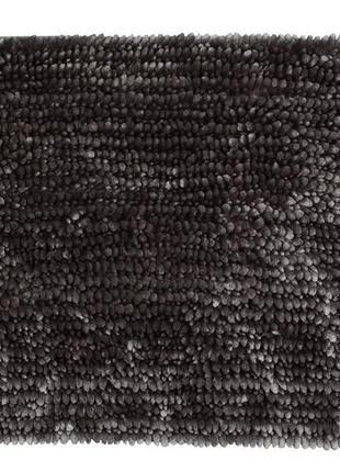 Супер мягкий коврик для ванной 50*80 серый . новинка