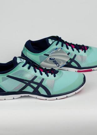 Кроссовки для фитнеса и тренировок asics gel-fit nova оригинал сток 41р.