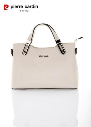 Женская сумка pierre cardin3 фото