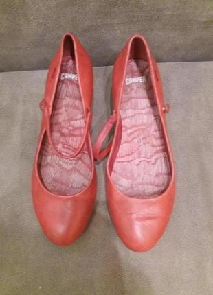 Стильные туфли camper