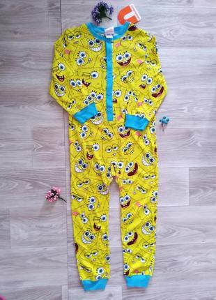 Пижама nickeiodeon хлопоковая