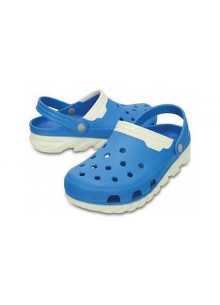 Сабо crocs duet max clog. оригинал