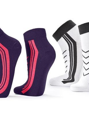 Спортивные короткие носки комплект тсм tchibo