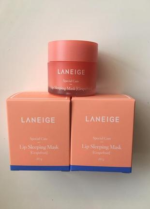 Laneige lip sleeping mask ночная маска для губ laneige lip sleeping mask
