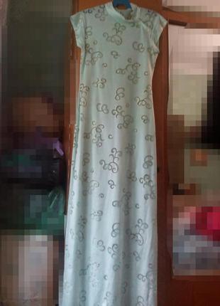 Платье вечернее летнее