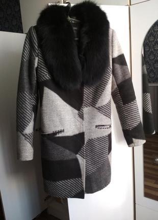 Пальто женское осень-зима