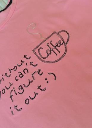 Классная футболка с вышивкой