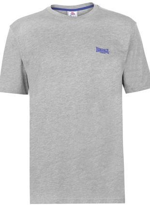 Lonsdale мужская спортивная футболка в наличии англия