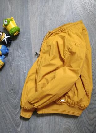 4-5л zara бомбер ветровка куртка3 фото
