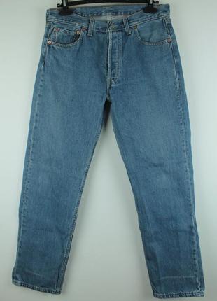 Оригинальные винтажные джинсы levis 501