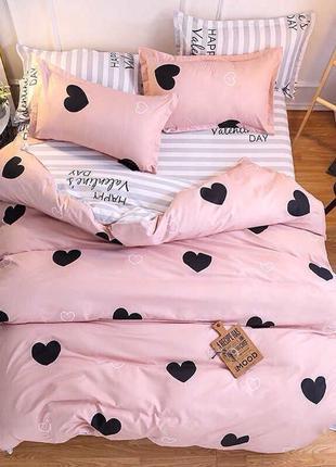 Новый постельный комплект счастливчик, 2-спалка и евро, в наличии