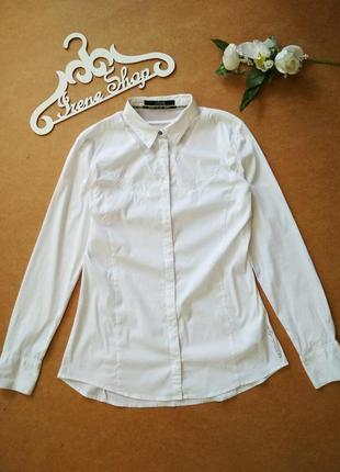 Фирменная рубашка guess, размер l