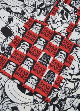 Кастомная сумка шоппер штурмовики star wars stormtroopers х pokemon покеболы