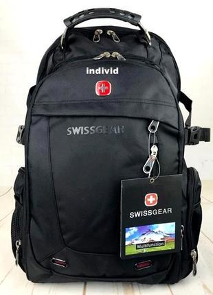 Швейцарский рюкзак swissgear c j3 выход. мужской рюкзак. сумка школьный портфель.
