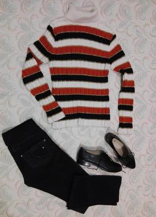 Полосатый свитерок
