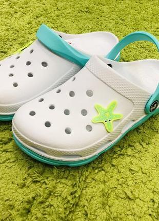Сабо в стиле crocs / кроксы