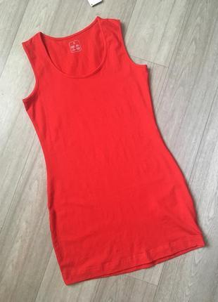 Есмара платье- туника зависит от роста размер s 36-38 евро наш 42-44