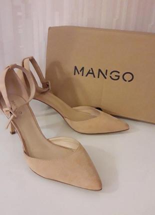 Босоножки mango. размер 37.
